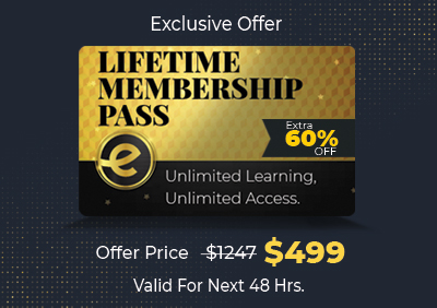 Eduonix lifetime learning access