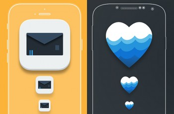 Design Launcher App Icons for iPhone (IOS) & Android Devices