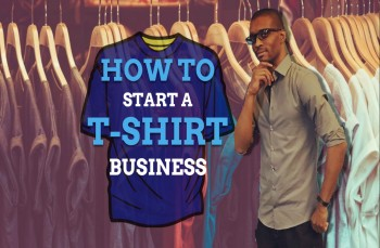 Start A T-Shirt Business | Teespring, Merch by Amazon & More
