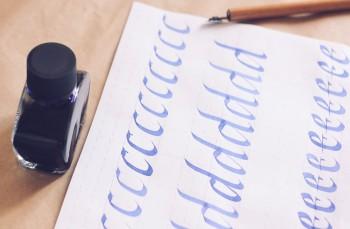 Calligraphy Masterclass : Italic Calligraphy