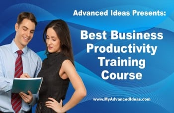 Best Business Productivity Training Course - Productivity Training For Staff & Managers