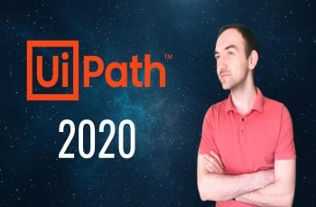 UiPath 2020. Robotic Process Automation Introduction