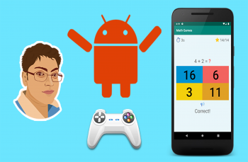 Android Game Development : Build Math based Game + Quiz App