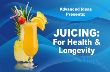 Juicing – For Health & Longevity