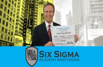 Certified Six Sigma White and Yellow Belt Combi (Dutch BKO/BKE accredited)