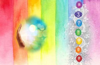 Advanced Aura & Chakra Color Energy Healing Level- 3