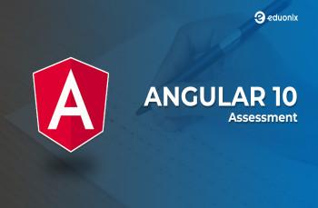 Angular 10 assessment