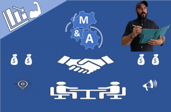 The Complete Mergers and Acquisitions Master Class - M&A made EASY