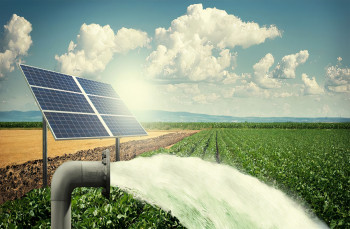 Design of Solar Water Pumping System