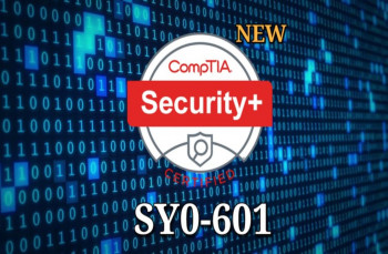CompTIA SY0-601 - Complete Preparation - NEW