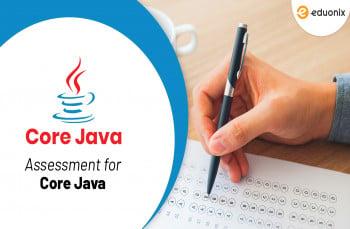 Core Java Assessment