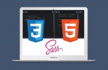 Build Amazing Websites with HTML, CSS, Sass, NPM & Flexbox