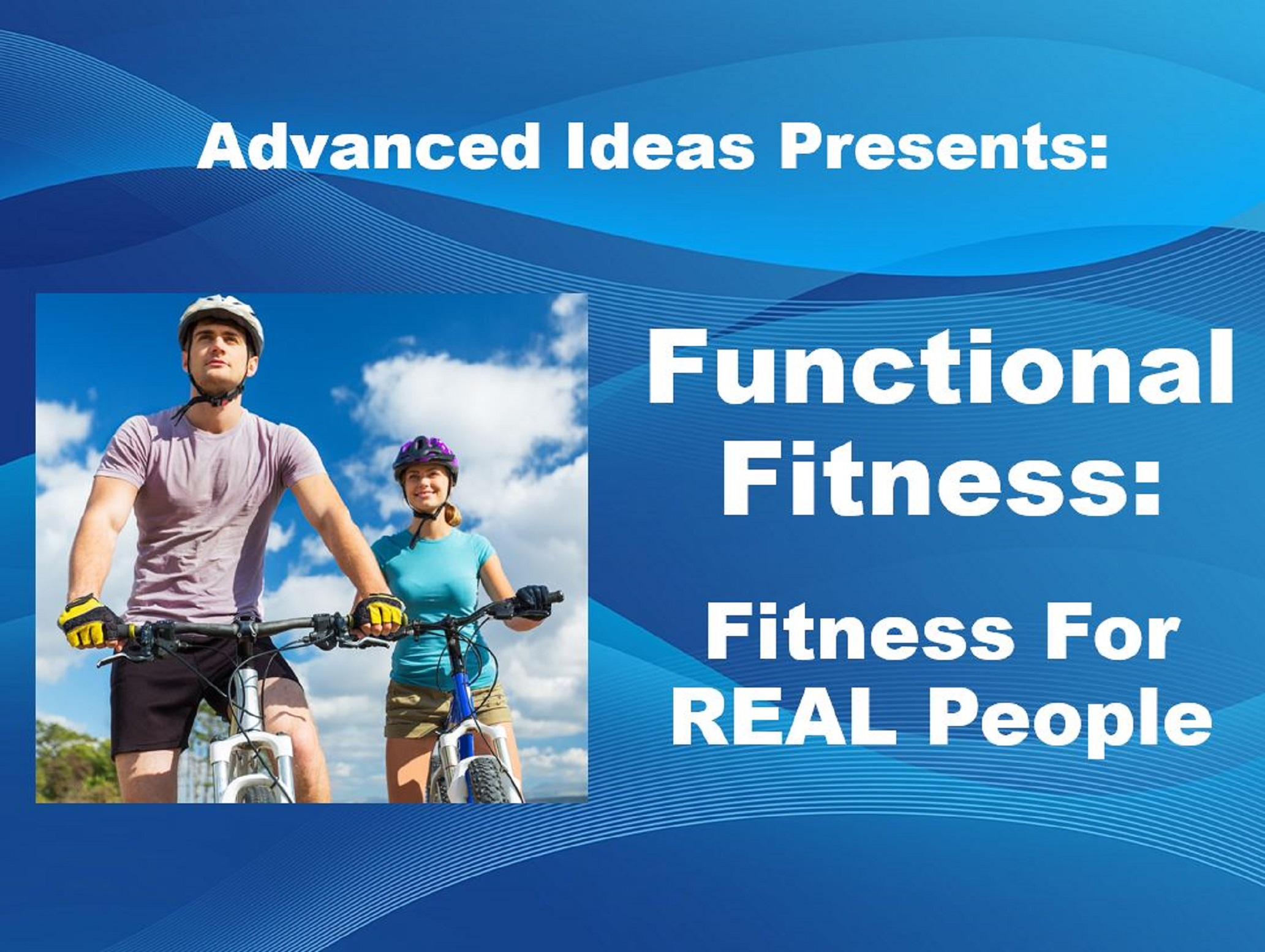 Functional Fitness Training – Easy Way To Get Shape At Home