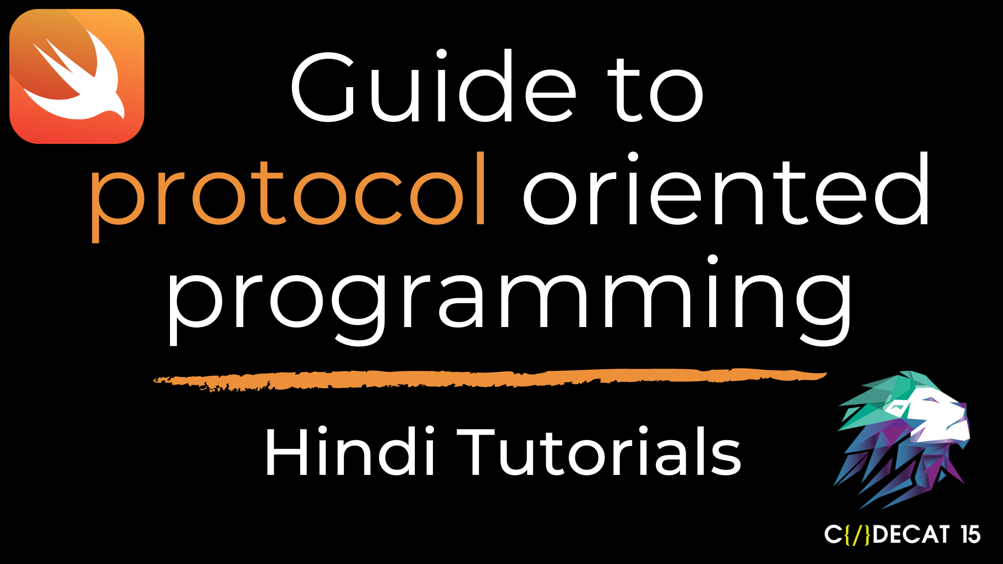 Protocol Oriented programming in Swift
