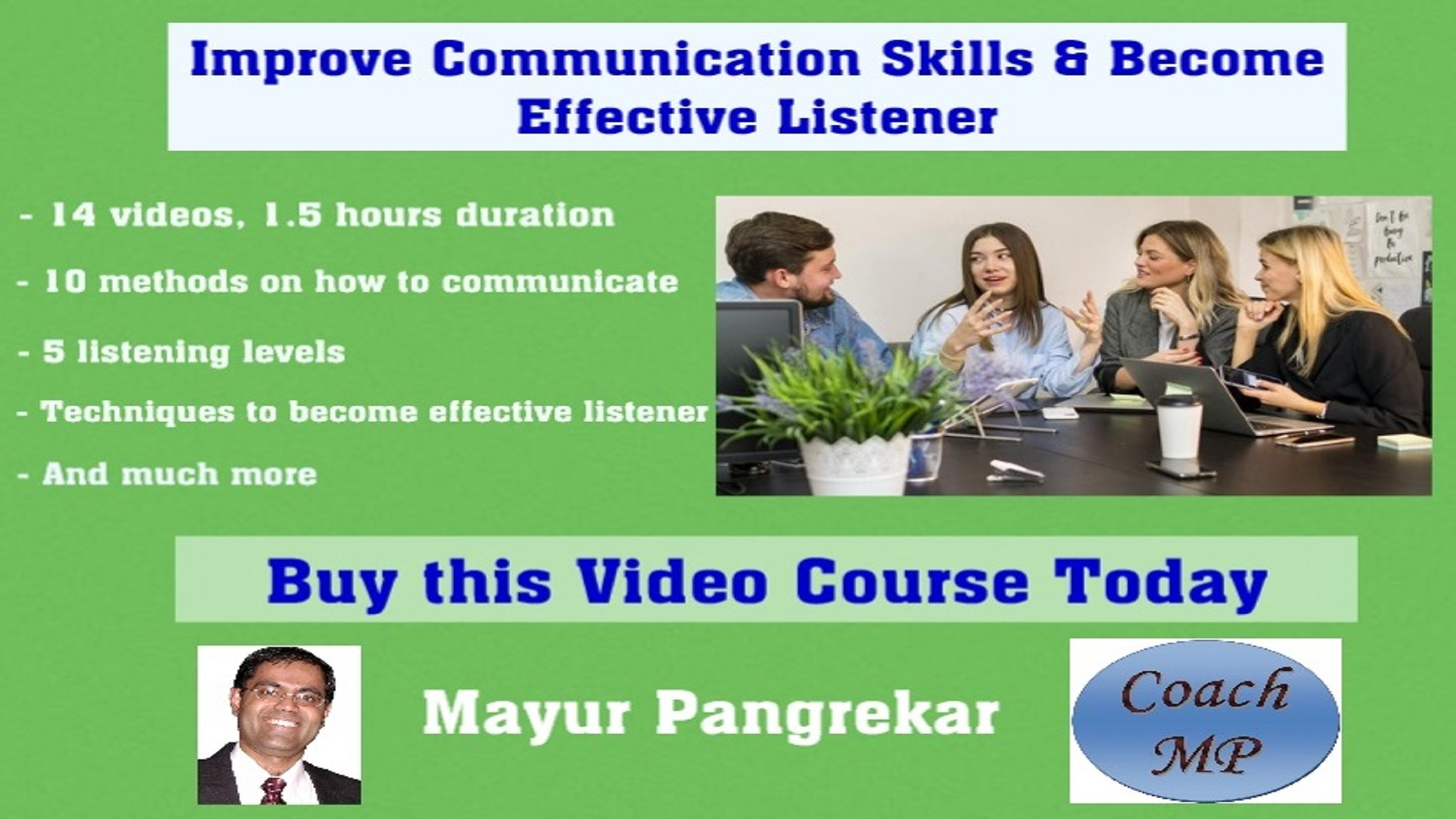 Improve Communication Results & Become Effective Listener